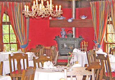 Abbeyglen Castle Hotel Galway Restaurant