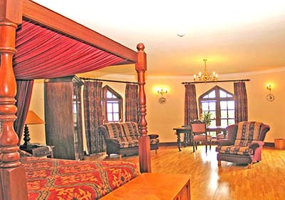 Abbeyglen Castle Hotel Galway rooms