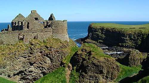 Antrim Dunluce Castle main
