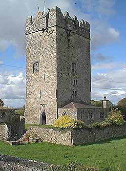 Ballyhannon Castle main