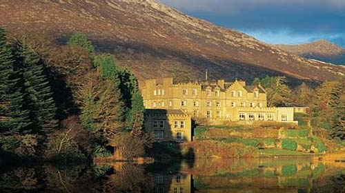 Ballynahinch Castle Hotel Galway Main