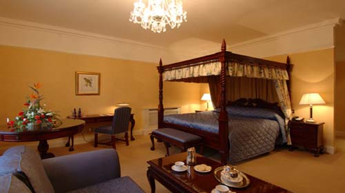 Barberstown Castle Kildare Room