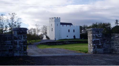 Carraigin Castle Galway Main
