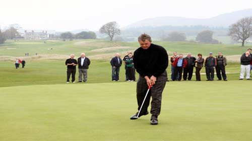 Castle Dargan Sligo golf