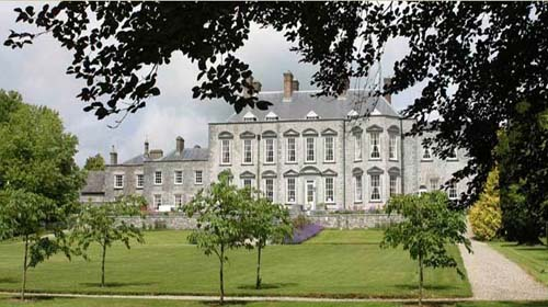 Castle Durrow Laois Main