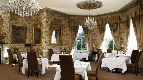 Castle Durrow Laois rest
