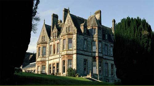 Castle Leslie Monaghan main