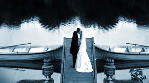 Castle Leslie Monaghan wed