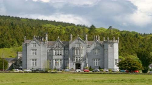 Castle Leslie Offaly main