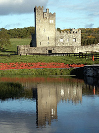 Cloghan Castle Galway main