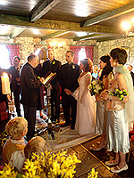 Cloghan Castle Galway wed