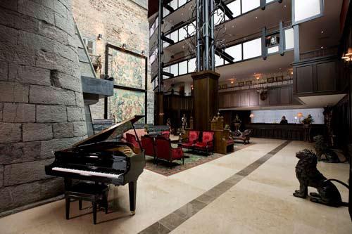 Castle in dublin clontarf castle hotel dublin castles for Design hotel dublin