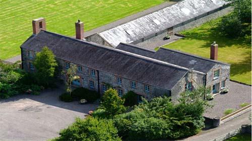 Cork Blarney Castle Barn Out