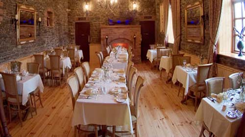 Darver Castle Louth rest