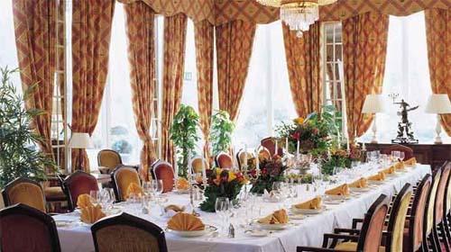 Dromoland Castle Hotel Clare Dine