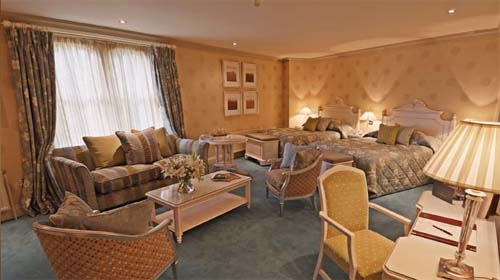 Dromoland Castle Hotel Clare Rooms