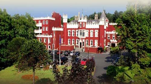 Fitzpatrick Castle Hotel Main