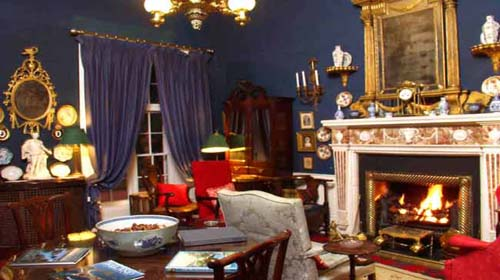 Glin Castle Limerick Room