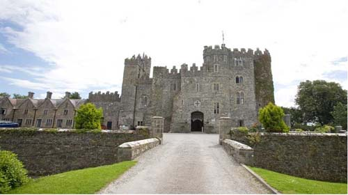 castle in kildare kilkea castle kildare castles in ireland
