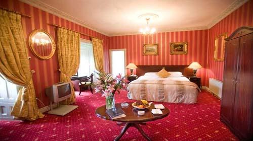Kilkea Castle Kildare Room