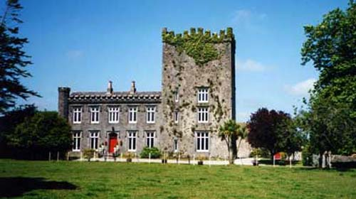 Killaghy Castle Tipperary main
