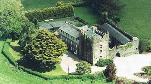 Killiane Castle Wexford main