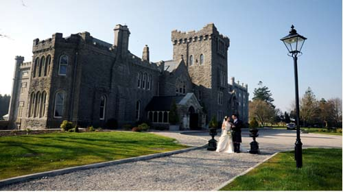 Kilronan Castle Roscommon wed