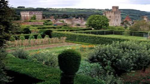 Lismore Castle Waterford garden
