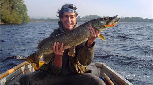 Lough Cutra Fish