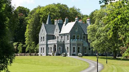 Mount Falcon Country House Mayo main