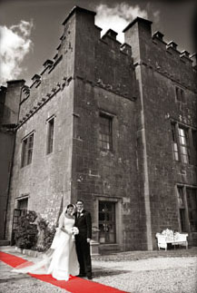 Portlick Castle Westmeath wed