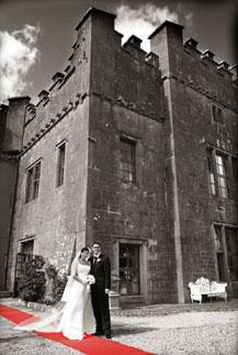 Portlick Castle Westmeath wed