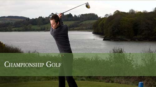 Waterford Castle Hotel Waterford golf